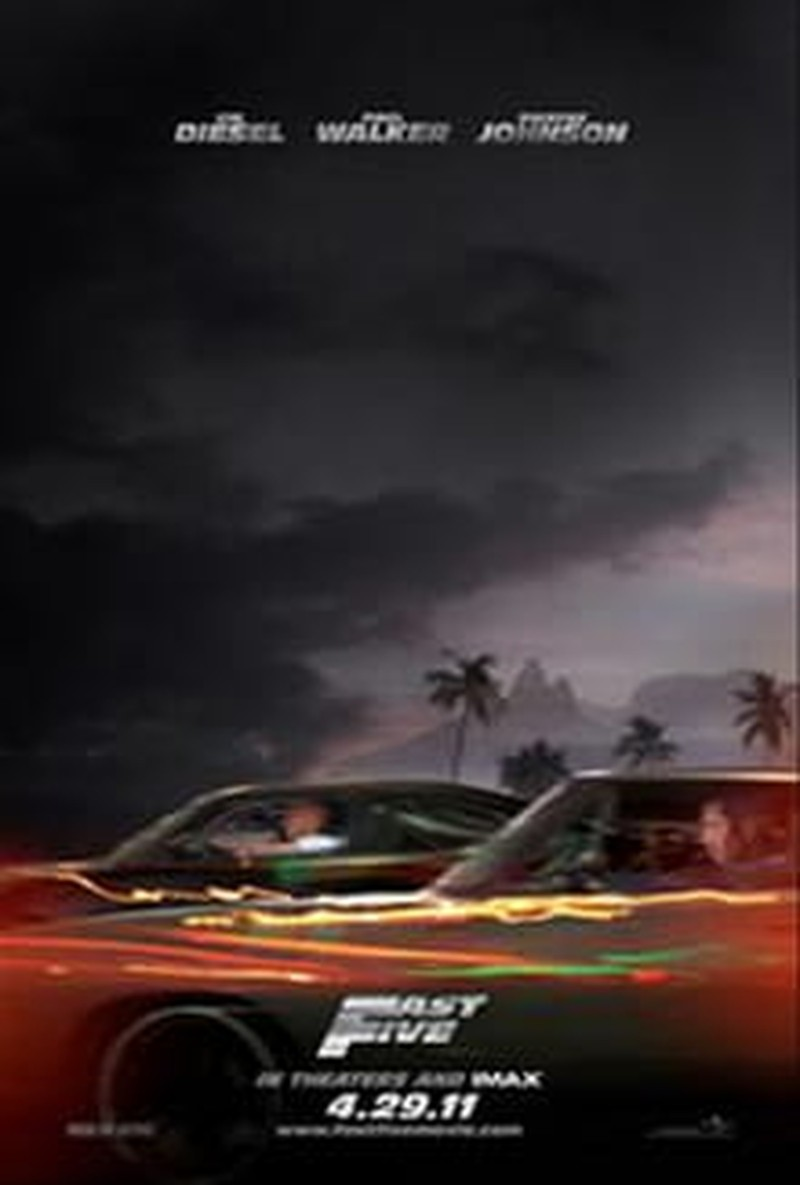 <i>Fast Five</i> Starts, Ends with a Bang