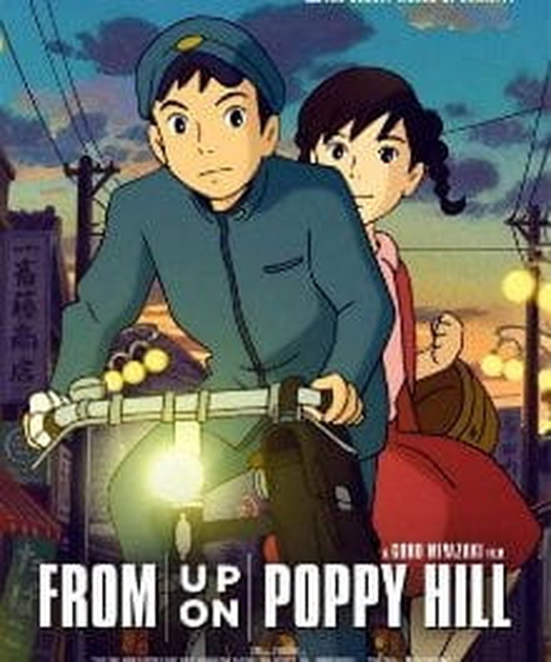 The View <i>From Up on Poppy Hill</i> is Complex, Rewarding