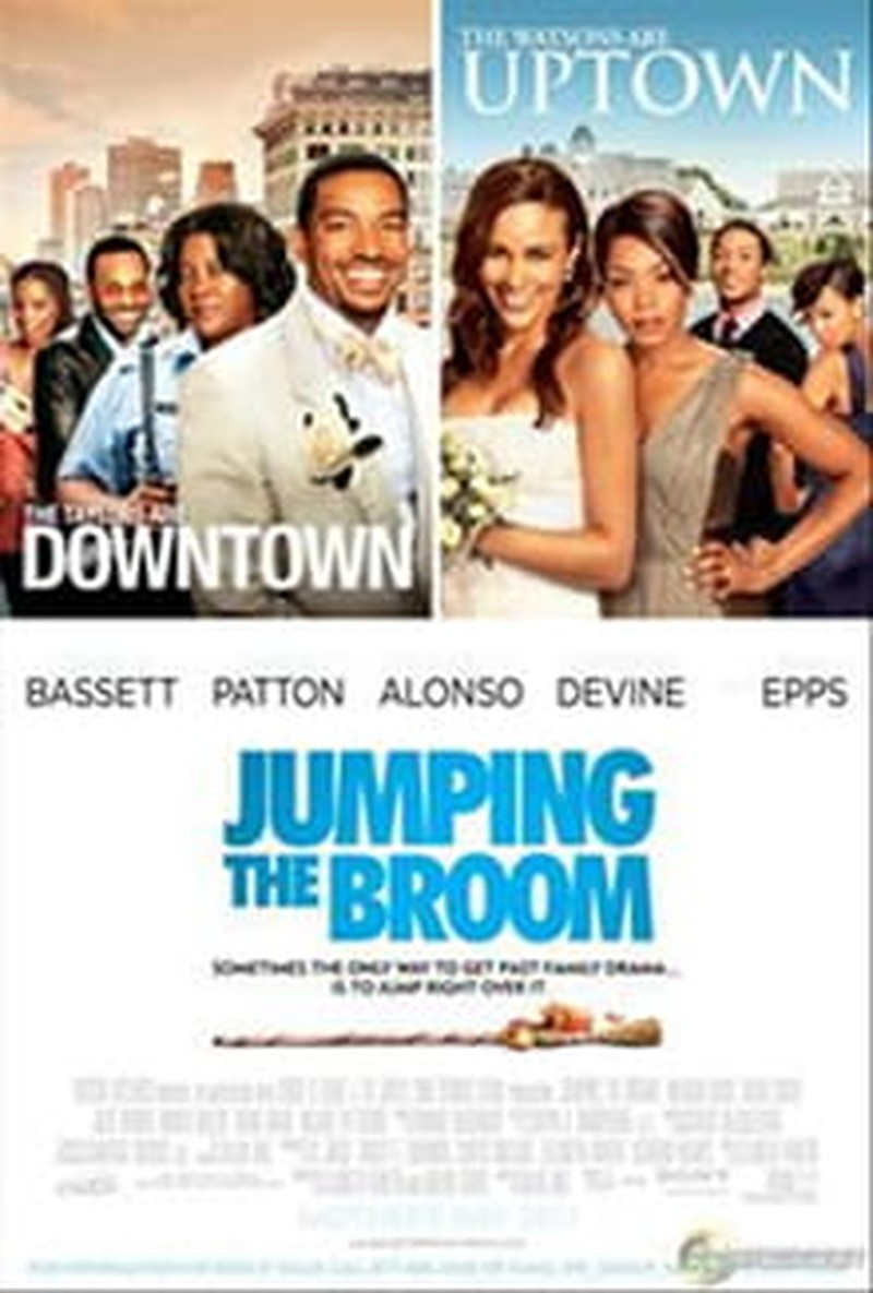 Sexual Content Trips Up <i>Jumping the Broom</i>