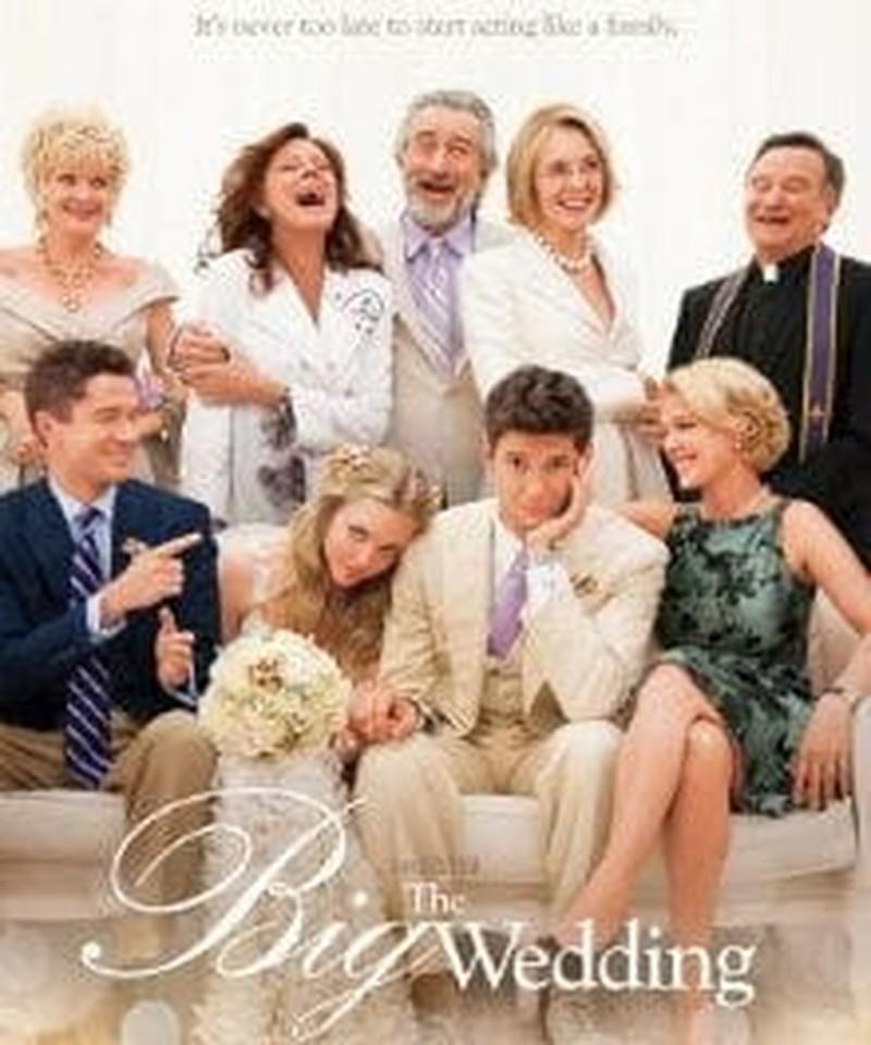 Don't Crash <i>The Big Wedding</i> (it Crashes Just Fine on Its Own)