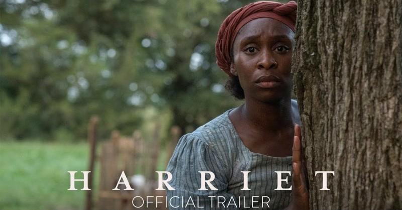 <em>Harriet</em> Movie Official Trailer