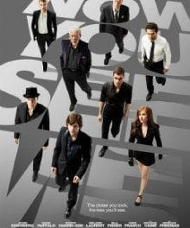 Clever 'Gotcha' Not Enough to See <i>Now You See Me</i>