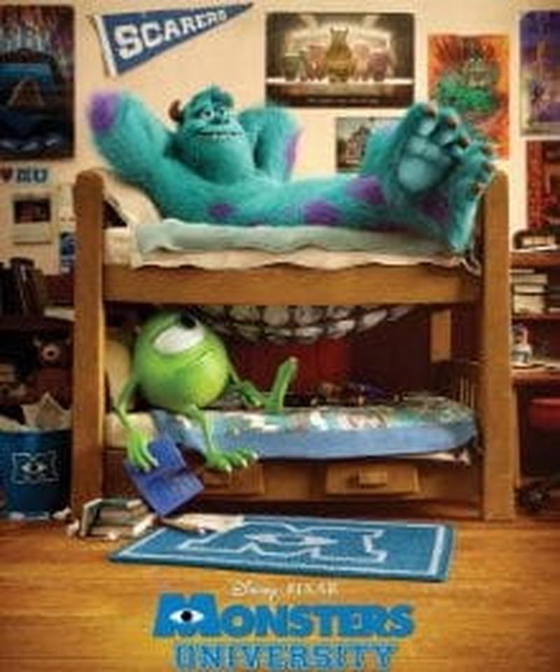 <i>Monsters University</i>: The <i>Parental Guidance</i> of Pixar Movies
