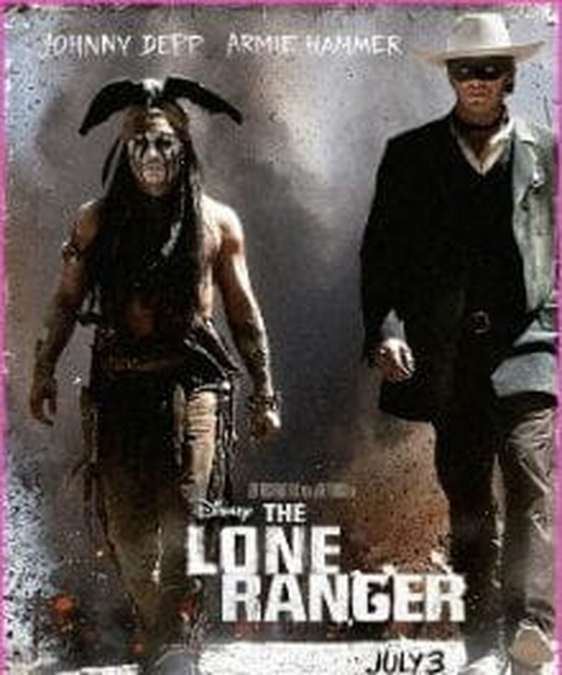 <i>The Lone Ranger</i> is a Wild, Wild Mess