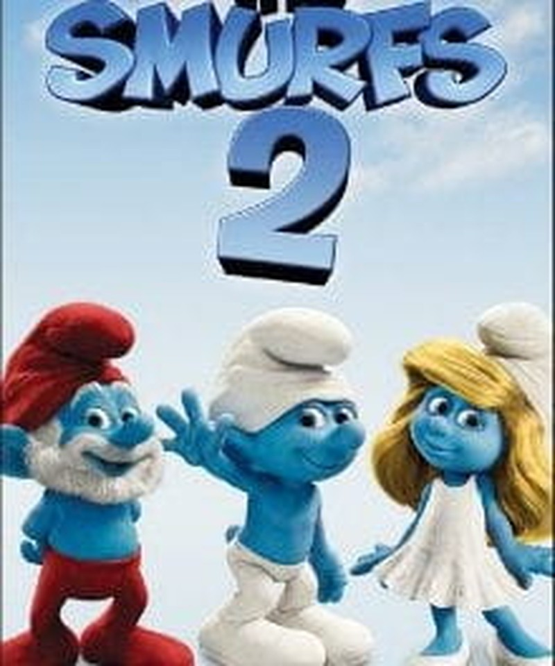 <i>Smurfs 2</i> Will Leave You Blue