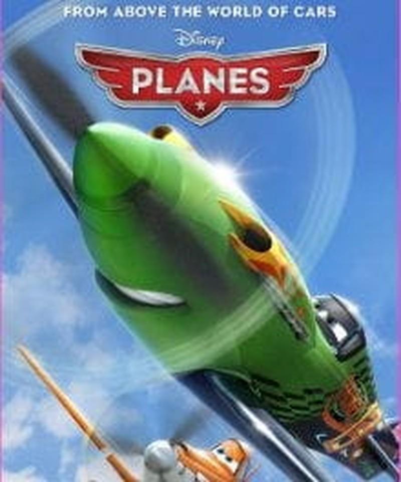 Neither Soaring nor Crashing, <i>Planes</i> Just Kinda Glides