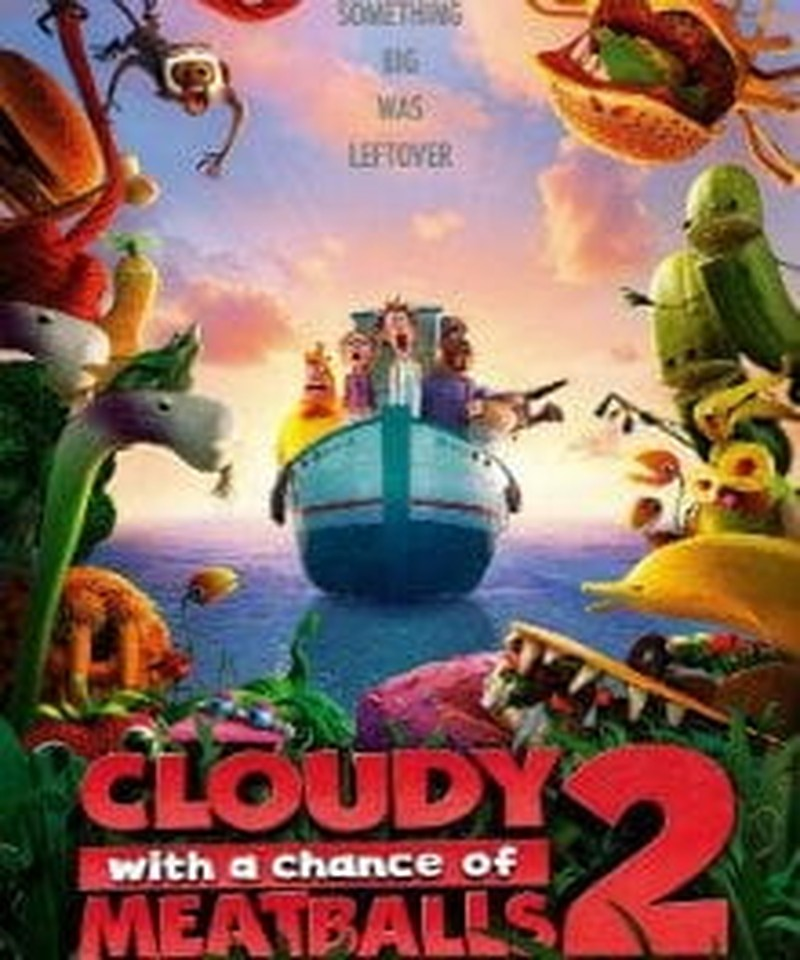 <i>Cloudy With a Chance of Meatballs 2</i> is a Feast for the Eyes