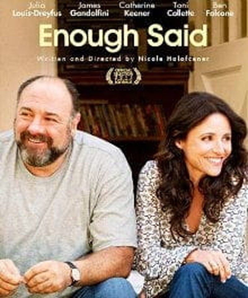 <i>Enough Said</i> a Moving Showcase for Two of TV's Finest