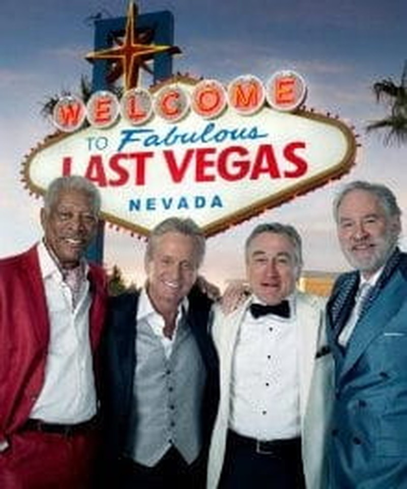The Laughs are on Life Support in <i>Last Vegas</i>