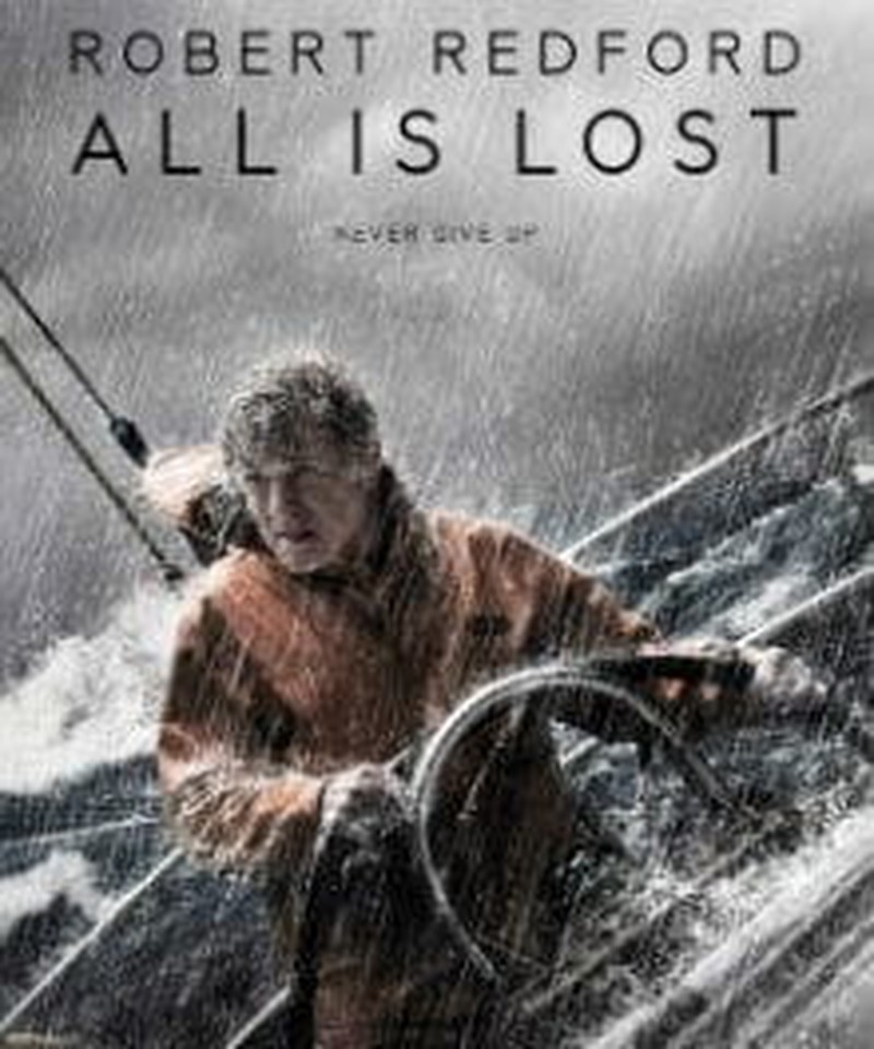 <i>All is Lost</i> is Man vs. Nature Done Spectacularly