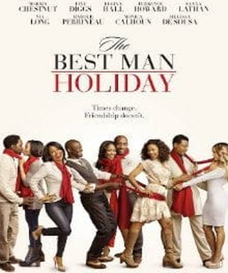 Christmas Spirit Fights Coarse Dialogue in <i>Best Man Holiday</i>