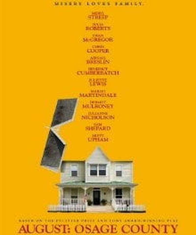 Strong Acting Can't Save Soap Opera Hysterics of <i>August: Osage County</i>