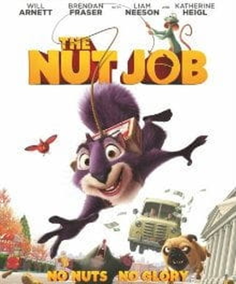 Not Much to Crunch on in Forgettable <i>Nut Job</i>