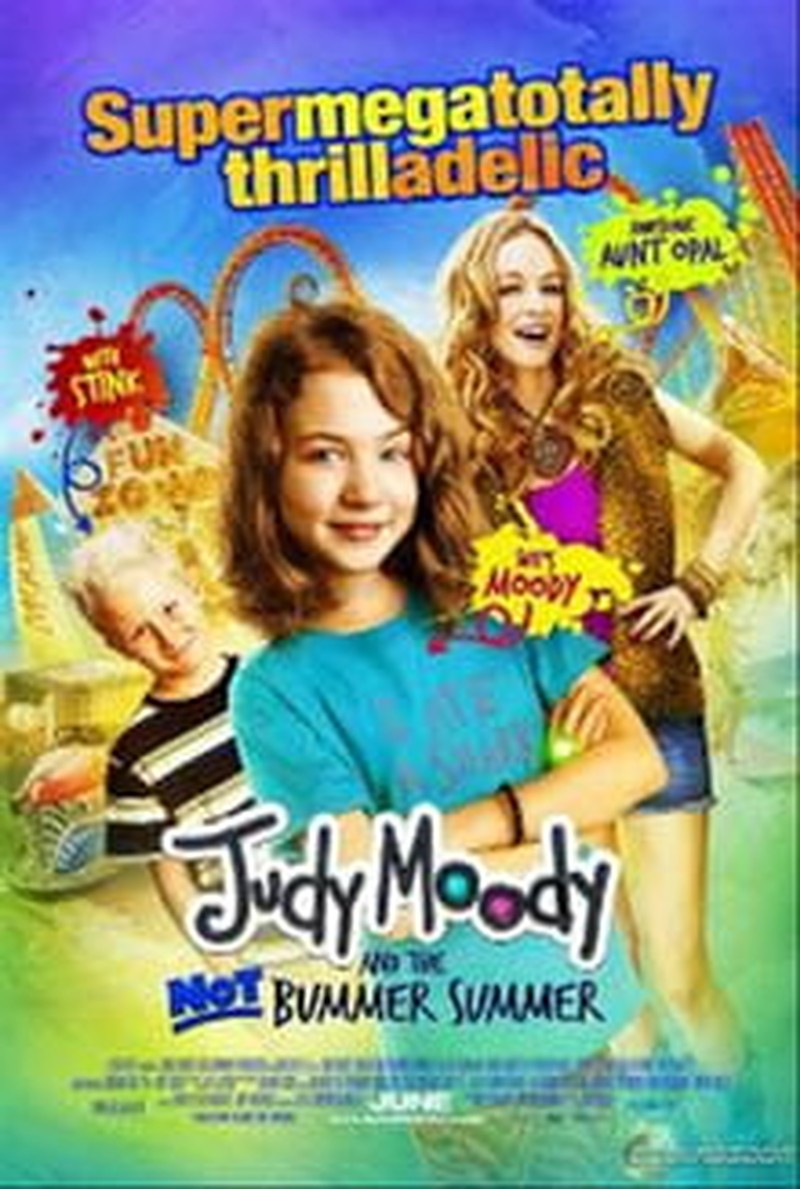Summer's Not So Bummer for Quirky <i>Judy Moody</i>