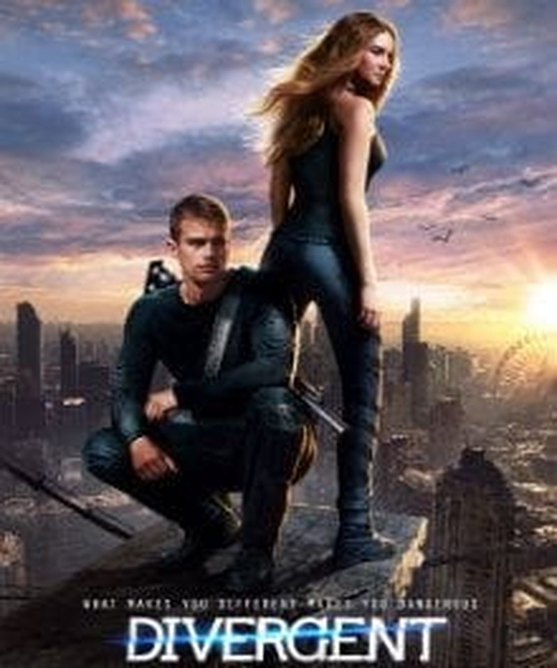 <i>Divergent</i> May be Derivative but It's Not a Dud