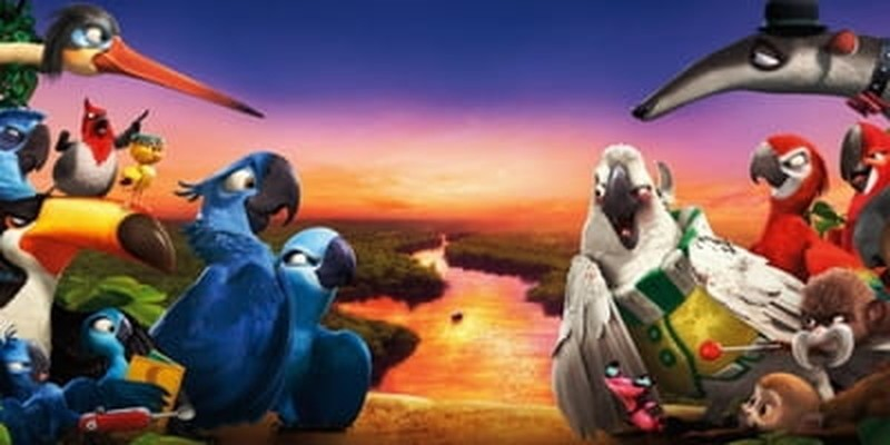 <i>Rio 2</i> Runs Dry Too Soon