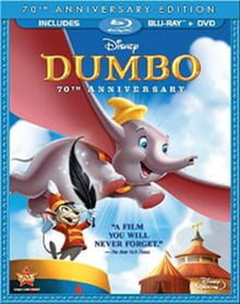 <i>Dumbo</i> Restored for a New Generation