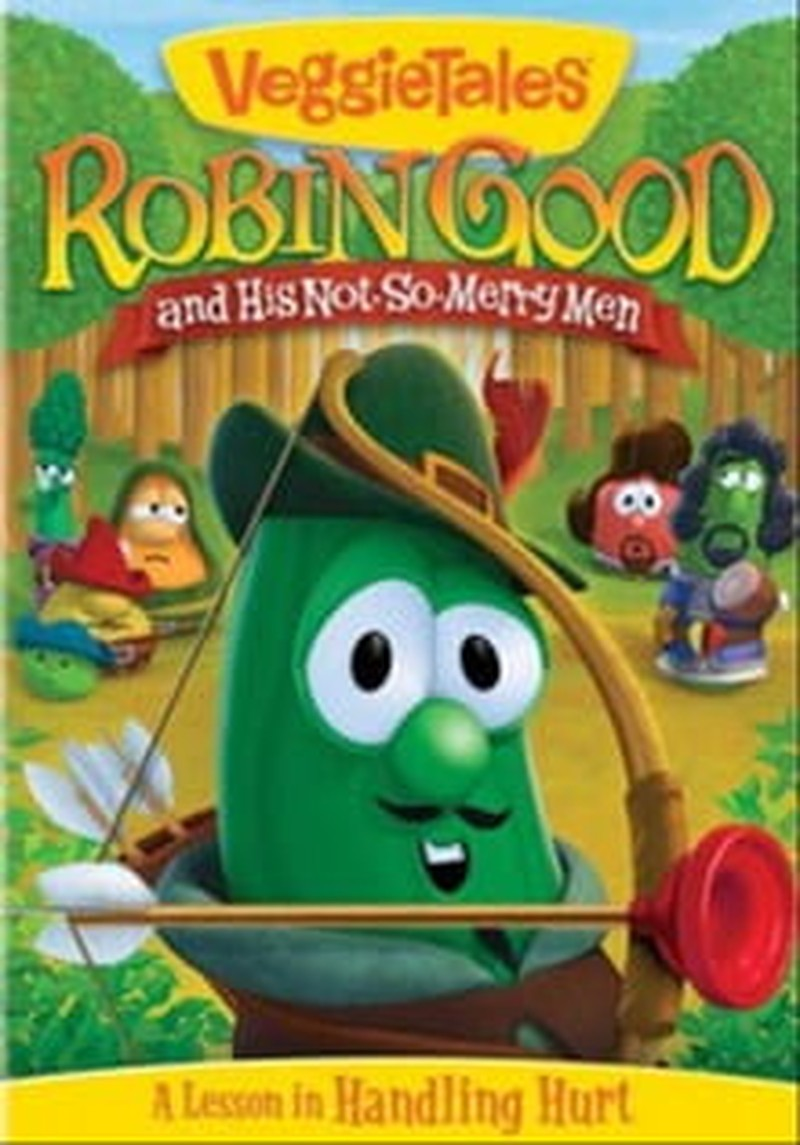 God Is for Us in VeggieTales' <i>Robin Good</i>
