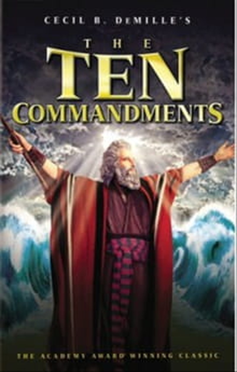 Restored <i>Ten Commandments</i> Worth Another Look