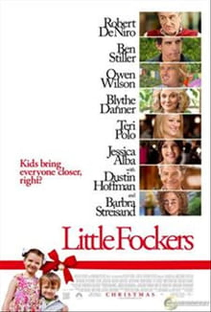 <i>Little Fockers</i> Wallows in Below-the-Belt Humor