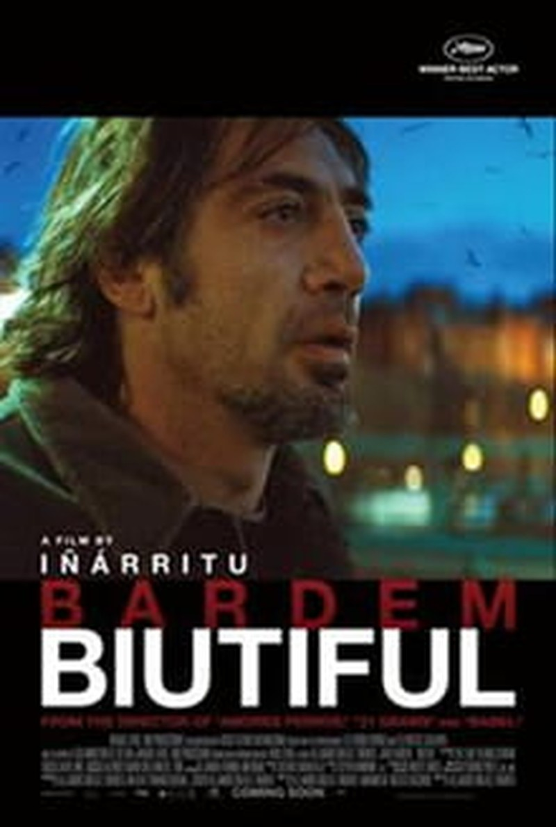 Mortality's Dark Shadow Dominates <i>Biutiful</i>