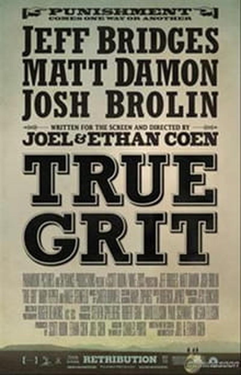 <i>True Grit</i> Has Plenty of Fighting Spirit