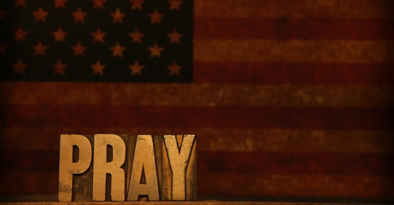 7 Vital Prayer Points: For the Upcoming Election, Our Nation, and Leaders