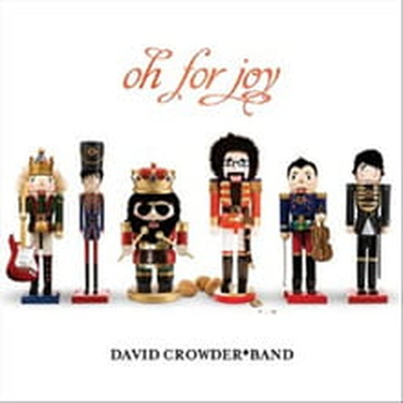 David Crowder Band Brings Christmas <i>Joy</i>