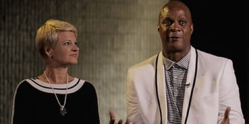 Darryl Strawberry Talks about How Faith Helped Him Beat Addiction, Build a Marriage