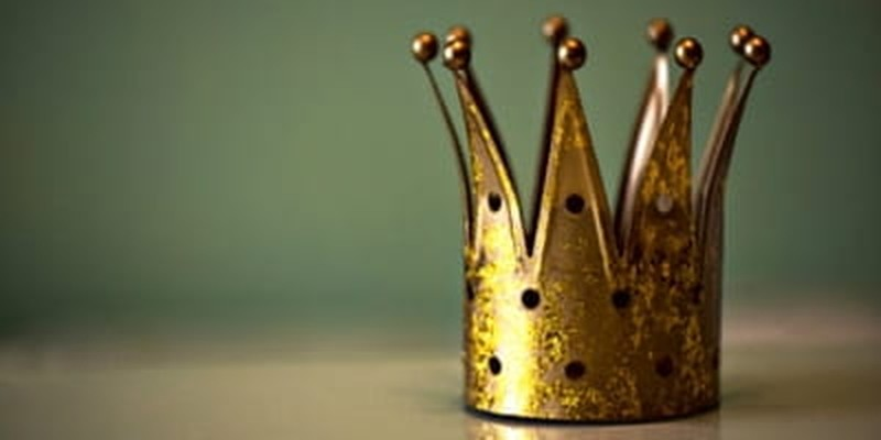 I'd Rather be a Crown than a Trophy Wife