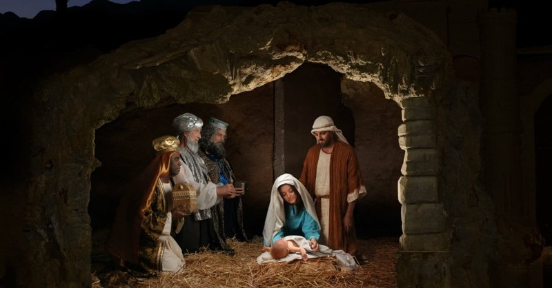 The Greatest Gift of All; The Birth of Jesus Christ