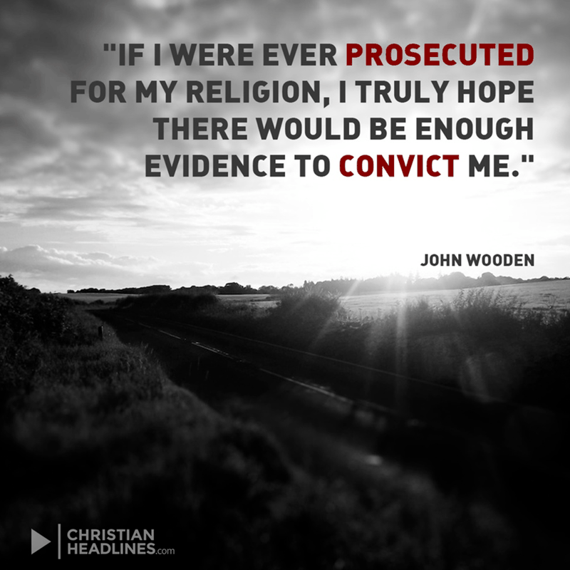 Are You Guilty of Christianity?