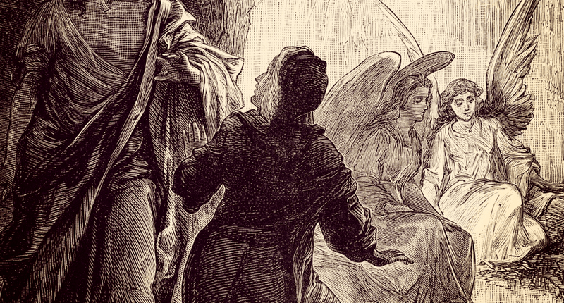 5 (Biblical) Reasons Why God Might Send His Angels