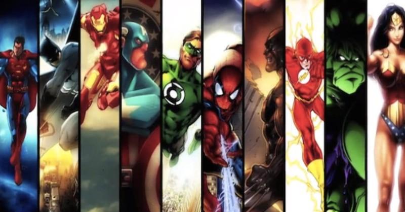 Superhero Season is Back!