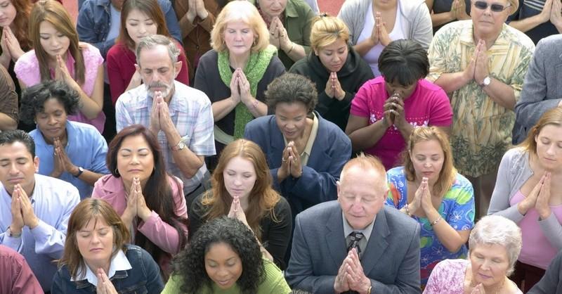 1 Request as We Unite to Pray for Paris