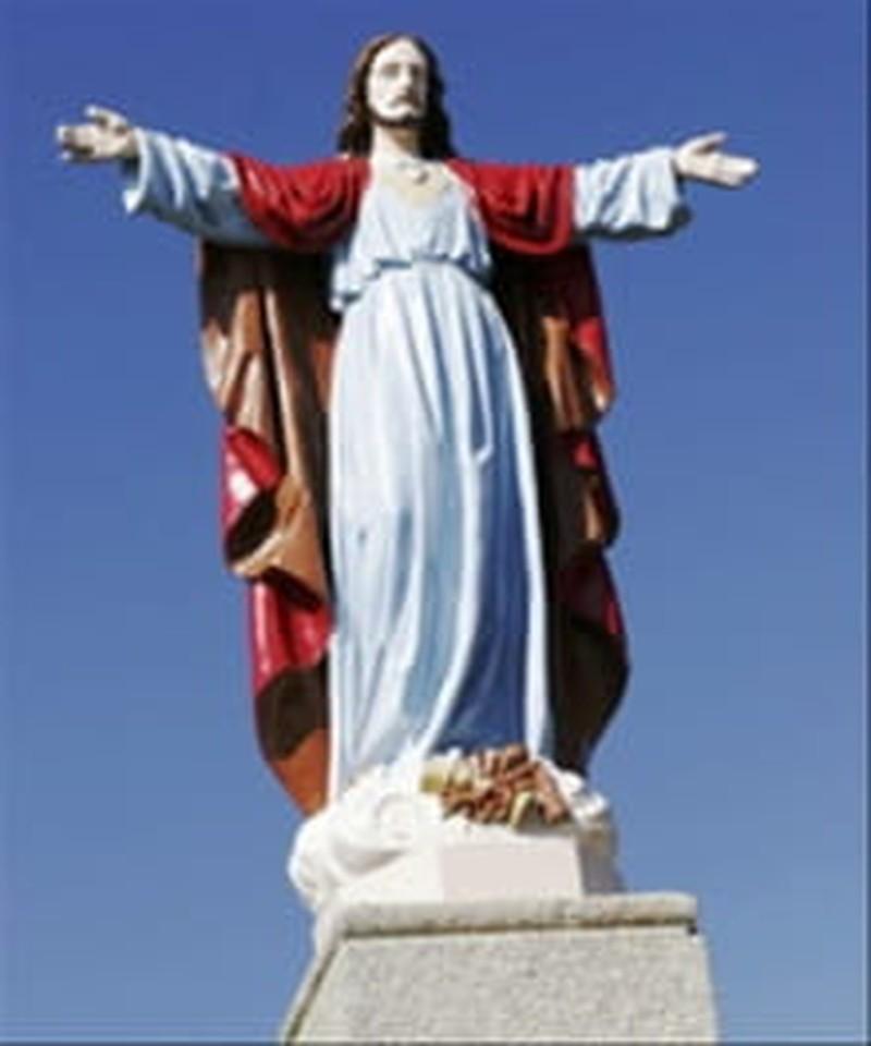 Finding Jesus on Valentine's Day