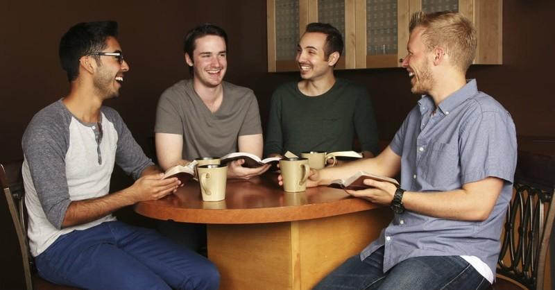 Successful Singles Ministry: Men Growing Men