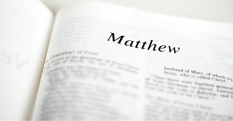 Did Matthew Think He Was Writing Scripture?