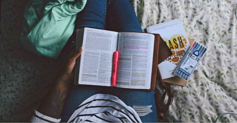 5 Blessings of Marking Up Your Bible