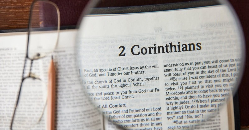 Why Study the Book of 2 Corinthians?