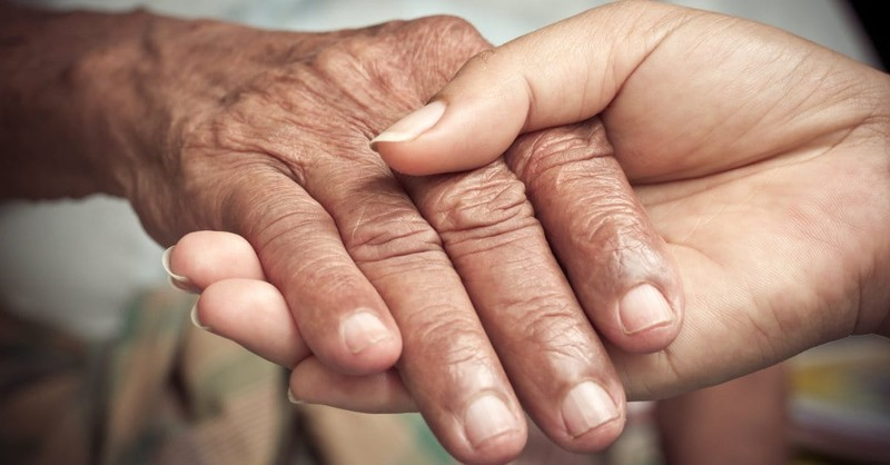 How to Deal with Death in the Caregiving Season