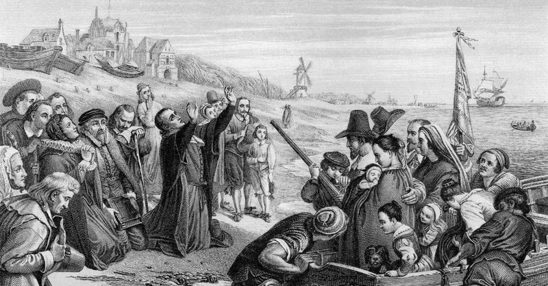 Why the Pilgrims Really Came to America