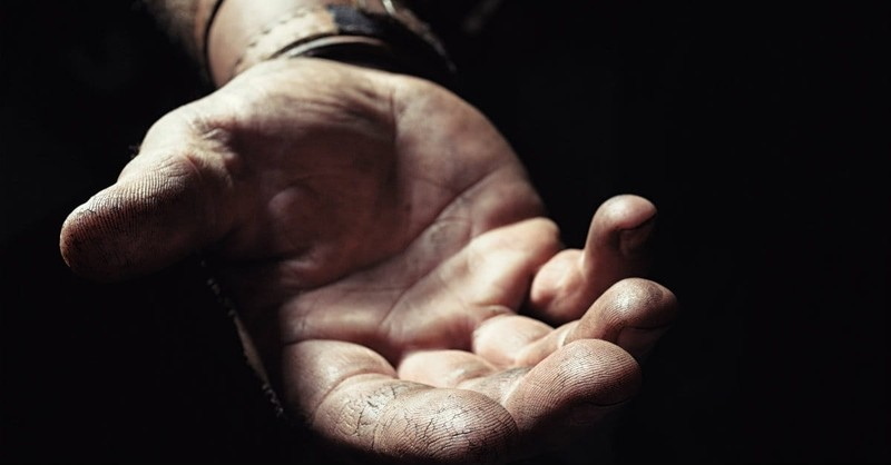 Are You Trusting in the Mighty Hands of God?