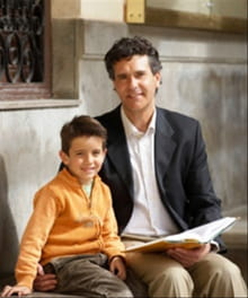 How to be a Spiritual Father (or Mother)