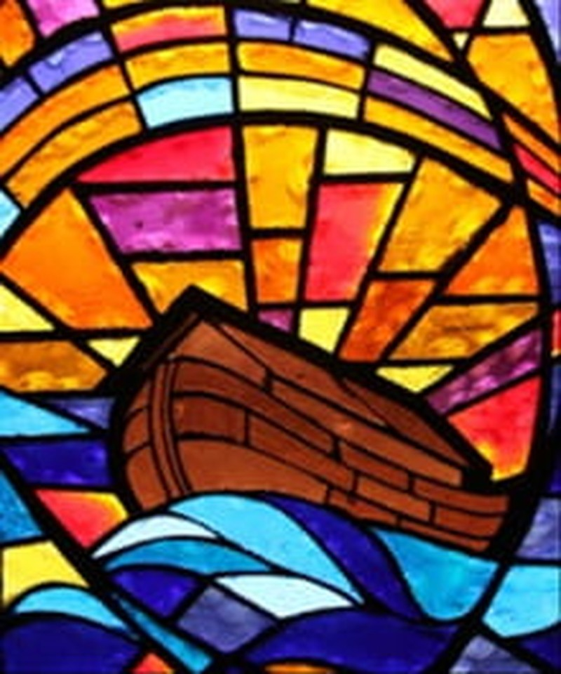 What is the Lesson of Noah and the Ark?