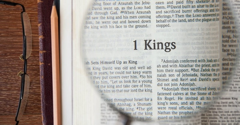 Good News in One of the Saddest Verses in Scripture