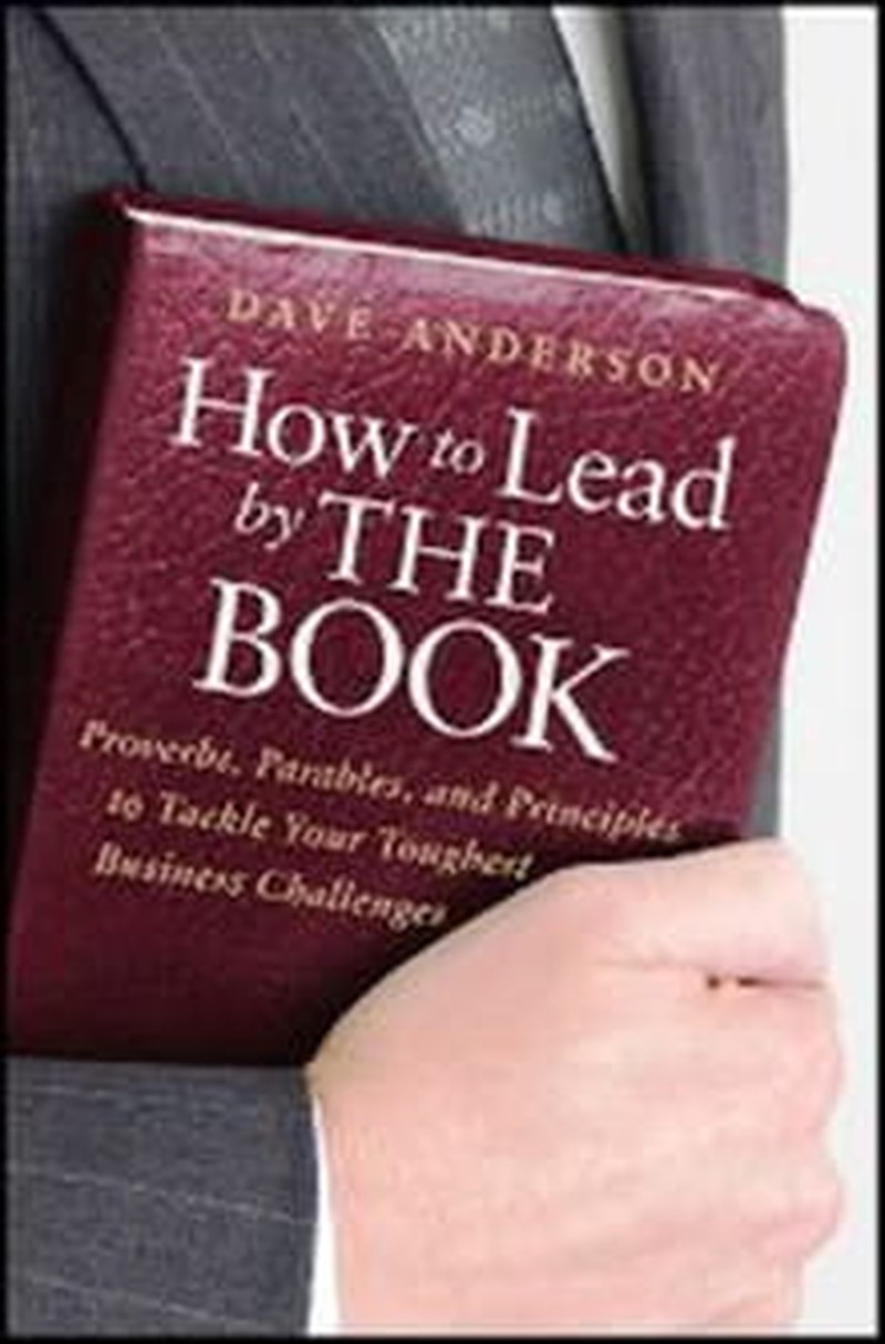 How to Lead By the Book