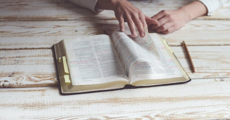How to Start Reading Your Bible