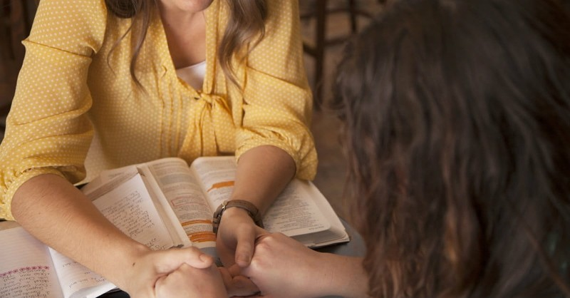 How to be a Mentor in a World Forsaking God