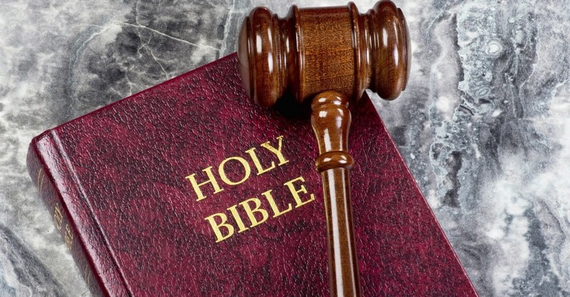 5 Reasons Christians Should Care about Our Nation's Laws